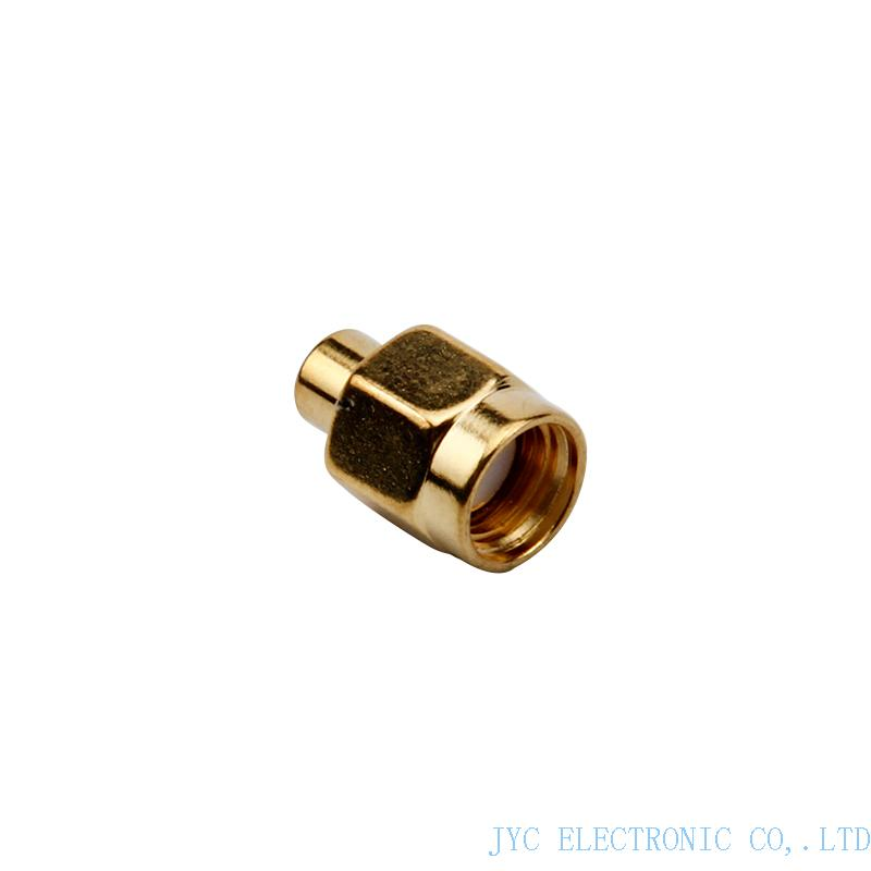 Hot Selling Plug SMA Male SSolder For RG402 RG141 Cable Connector